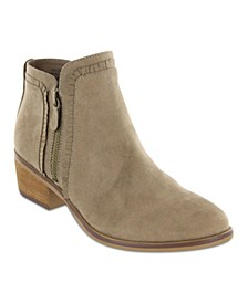 Women's Mable Vegan Suede Bootie