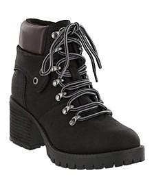Ben Lace-Up Boots