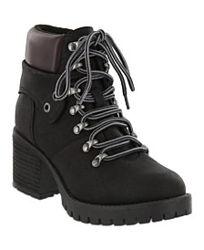 MIA Ben Lace-Up Boots