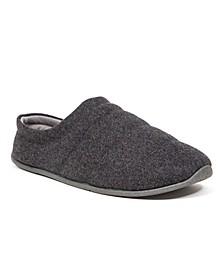 Slipperooz Men's Bearing S.U.P.R.O. Sock Cushioned Indoor Outdoor Clog Slipper