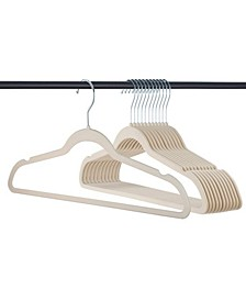 Velvet Hangers 30 Pack Slim Clothes Hangers