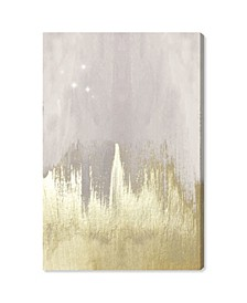 Offwhite Starry Night Canvas Art Collection