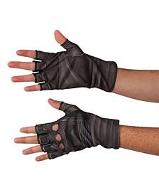 Avengers Adult Captain America Gloves