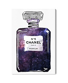 """Galaxy to Paris Parfum Canvas Art - 45"""" x 30"""" x 1.5"""""""