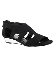 Abra Wedge Sandals