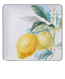 Citron Square Platter