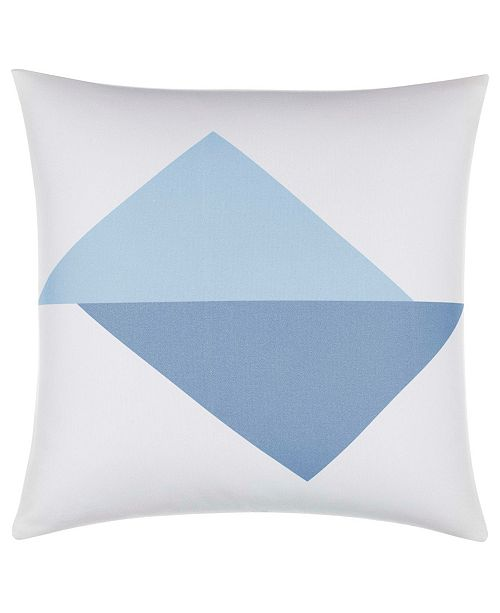 Jonathan Adler Now House by Graphic Triangle Throw Pillow