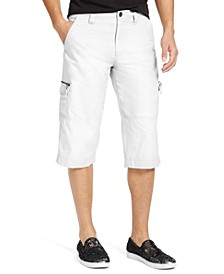 INC Men's Patrick Messenger Shorts, Created for Macy's