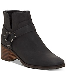 Women's Jansic Leather Booties