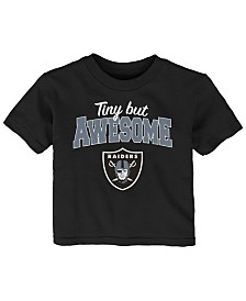Outerstuff Baby Oakland Raiders Still Awesome T-Shirt