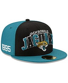 Boys' Jacksonville Jaguars On-Field Sideline Home 59FIFTY-FITTED Cap