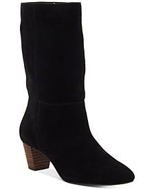 Women's Zaahira Leather Boots