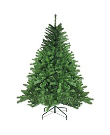 6' Deluxe Colorado Forest Hinged Artificial Christmas Tree - Unlit