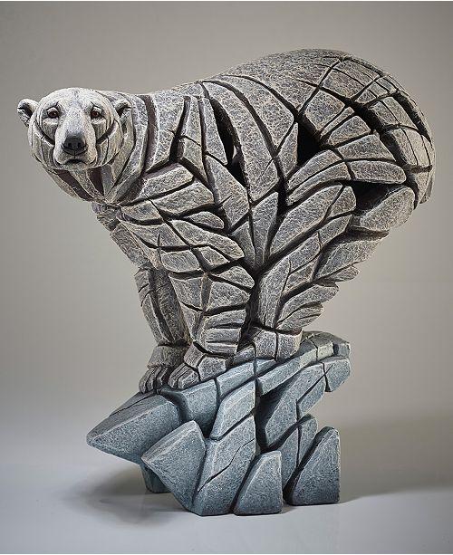 Enesco Edge Polar Bear Figure