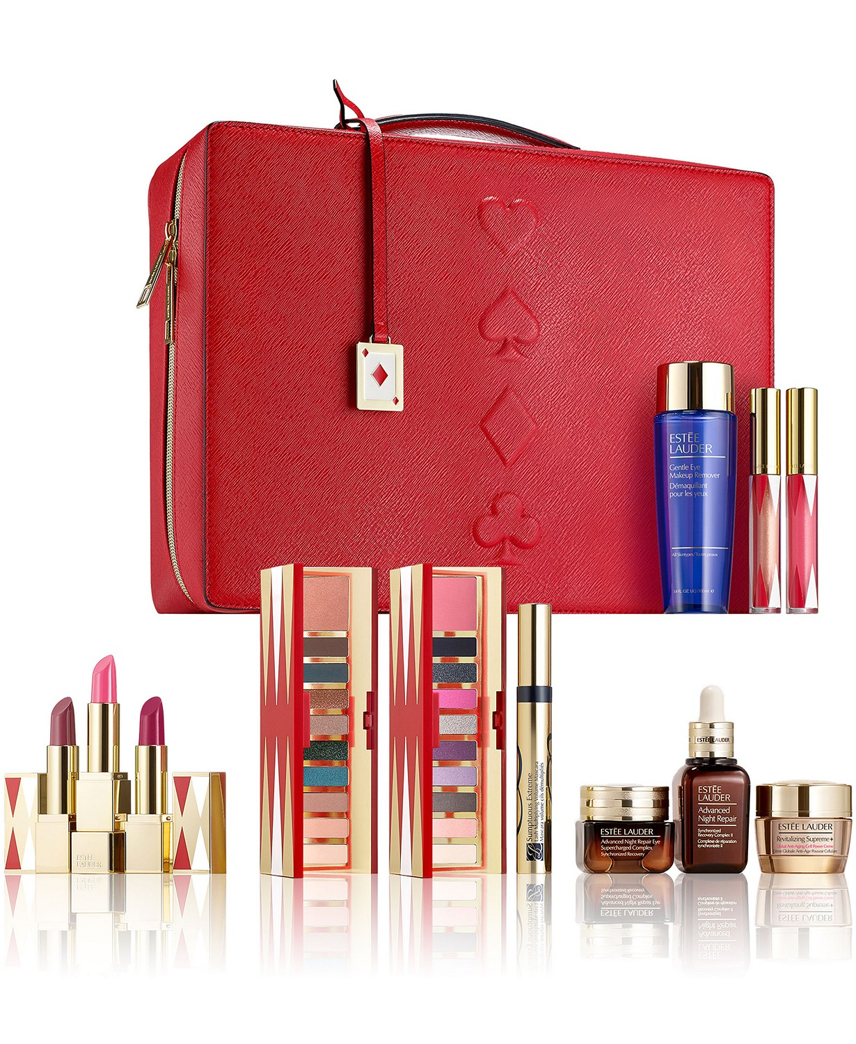 Estée Lauder 31 Beauty Essentials for the Price of One - Only $70 with any $45 Estée Lauder purchase. A $455 Value