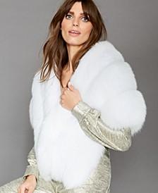 Fox-Fur Cape