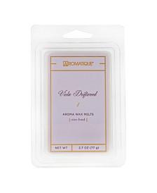 Aromatique Viola Driftwood Wax Melt cubes