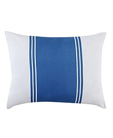 "Cabana Stripe 12"" x 16"" Decorative Pillow"