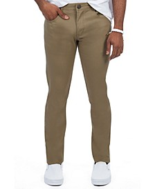 Cultura Slim Fit Five Pocket Chino Pant