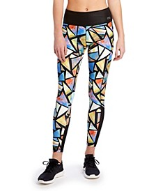 Performance Printed Legging