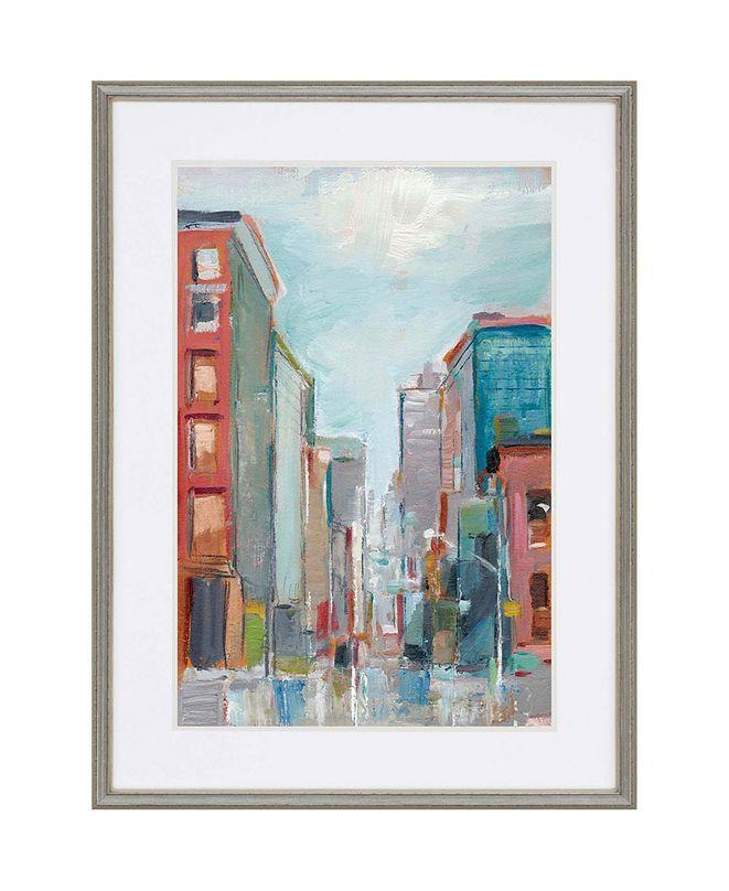 "Paragon Downtown II Framed Wall Art, 38"" x 28"""