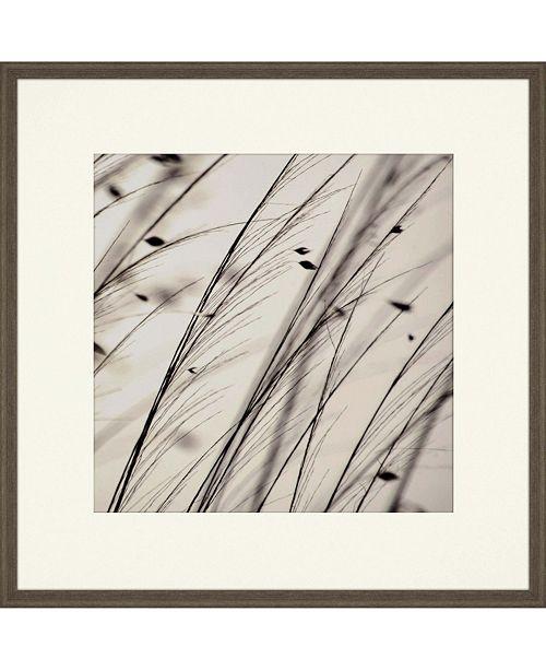 "Paragon Organic Taupe II Framed Wall Art, 30"" x 30"""