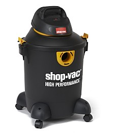10 Gallon 4.5 Peak HP High Performance Wet Dry Vacuum