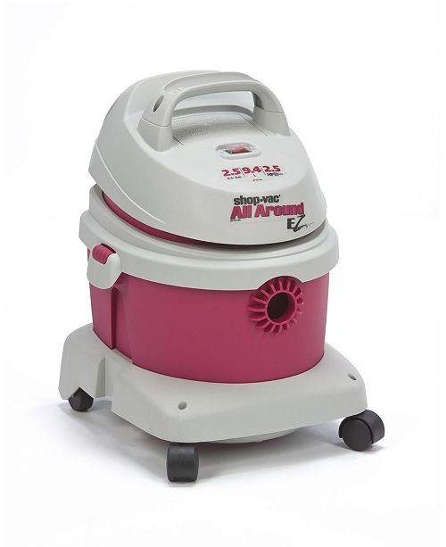 Shop-Vac 2.5 Gallon 2.5 Peak HP All Around EZ Wet Dry Vacuum