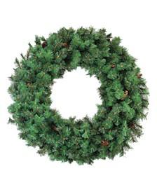 Royal Oregon Pine Artificial Christmas Wreath - 48-Inch Unlit