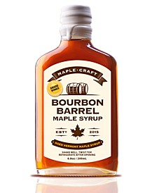 Bourbon Barrel Aged Vermont Maple Syrup