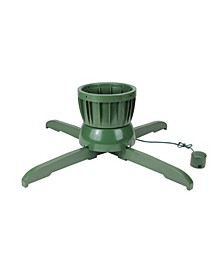 Musical Rotating Christmas Tree Stand - For Live Trees