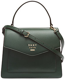 DKNY Whitney North South Top Zip Satchel, Created For Macy's