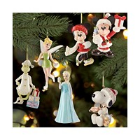 Deals on Lenox Christmas Character Ornament Collection