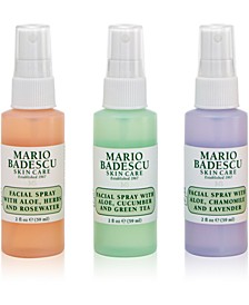 3-Pc. Facial Spray Travel Set