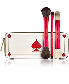 Limited Edition 4-Pc. Clean Sweep Makeup Brush Set