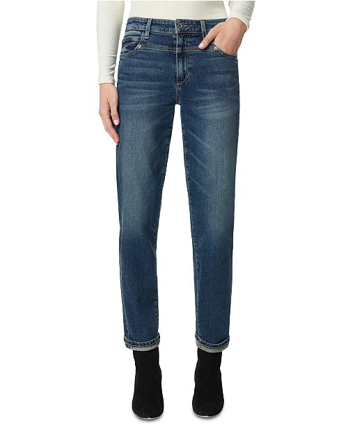 Joe's Jeans Niki Boyfriend Roll-Cuff Jeans