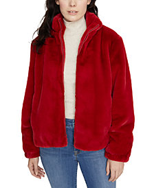 Sanctuary Sami Faux-Fur Jacket