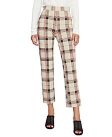 Carnaby Kick-Crop Capri Pants