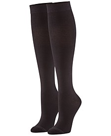 Women's Graduated Compression Knee Socks