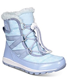 Disney x Sorel Big Girls Whitney Short Frozen 2 Boots