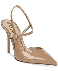 Ayla Pointed-Toe Pumps