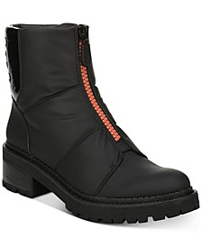 Jalissa Puffer Ankle Booties
