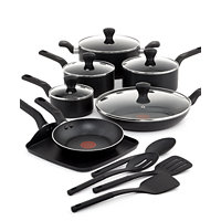 T-Fal Culinaire 16-Piece Cookware Set