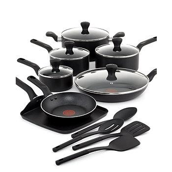 T-Fal Culinaire 16-Piece Cookware Set