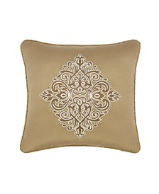 "Julius  18"" Square Fashion Decorative Pillow"
