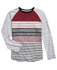 Big Boys Sean Stripe T-Shirt