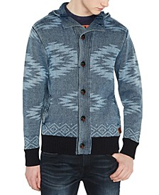 Men's William Aztec Cardigan
