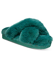 Women's Yayla Slide-On Slippers, Created for Macy's