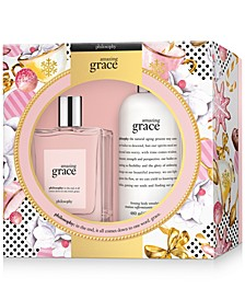 2-Pc. Amazing Grace Eau de Toilette Gift Set, Created For Macy's
