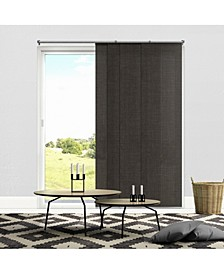 "Adjustable Sliding Panels, Cut to Length Vertical Blinds, Up to 80"" W x 96"" H"